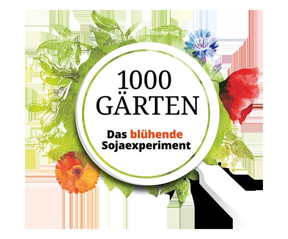 Das Experiment 1000 Garten